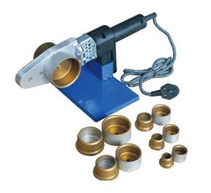 China 27mm Diameter Pipe Plastic Pipe Socket Welding Machine For Welding PE / PP / HDPE Pipe wholesale
