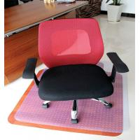 China Safety Non Studded PVC Wood Floor Chair Mat Custom Anti Fatigue Mats wholesale