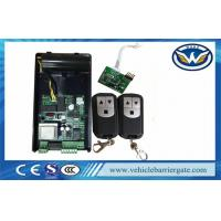 China Multifunction Learning Code Remote Control Control Box , Barrier Gate Control Board wholesale