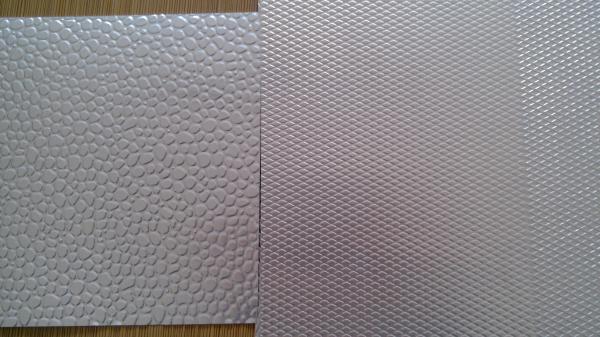 Color Embossed Aluminum Sheet Metal Images