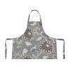 China Polycotton Canvas Bib Type Cotton Kitchen Apron With Front Pocket , Cotton Bib Aprons wholesale