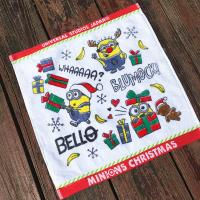 Buy cheap Printed Beach Towels / Custom Logo Towels Minions Jacquard And Reactive Printed from wholesalers