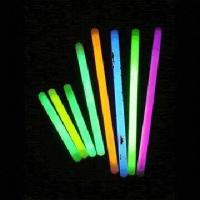 China Flashing Glow Sticks, Made of PE, Various Colors and Sizes are Accepted wholesale