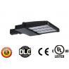 China High Wattage 300watt Energy Shoe Box commercial parking lot lighting Ultra slim , 130Lm / W led pole lights wholesale