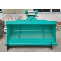 China Kobelco Excavator Tilt Bucket with 1800mm Hardox450 Material Cutting Edge wholesale