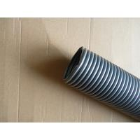 China 125mm High Pressure PVC Flexible Air Duct Hose With Black Or Grey Color wholesale