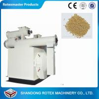 China Horizontal ring die poultry farm Animal Feed Pellet Machine large capacity wholesale