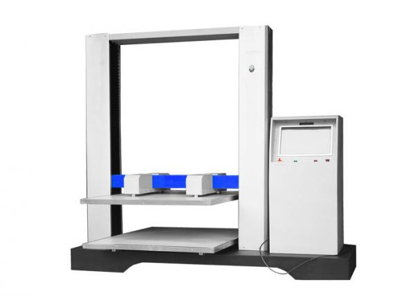 Quality Electronic Carton Compression Tester , PC 200KG Paper Box Compressive Tester for sale