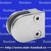 China Stainless Steel Rail Glass Clamp on sale
