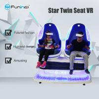 China VR Egg Shaped Chair / Virtual Reality Egg Chair VR Games And 5D Games on sale