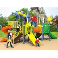 China 2015 new style preschool outdoor playground equipment wholesale