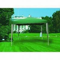 China 3 x 3m Foldable Gazebo with 160g Polyester Roof wholesale