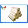 China Custom 40mic Heat Shrink Plastic Film Super Clear Soft Moisture Proof For Labels wholesale