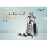 Buy cheap Professional Small Cryolipolysis Vacuum Machine Fat Reduction Slimming Beauty Equipment from wholesalers