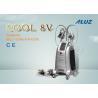 China Professional Small Cryolipolysis Vacuum Machine Fat Reduction Slimming Beauty Equipment wholesale