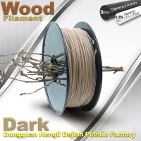 China Professional 3D Printer Wood Filament 1.75mm 3mm Material For 3D Printing wholesale