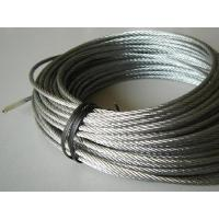 China 301 stainless steel wire rope wholesale