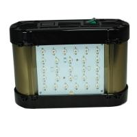 China High Power Phantom 50w led aquarium light for coral and reef tank With Dimmer and Timer Bl wholesale