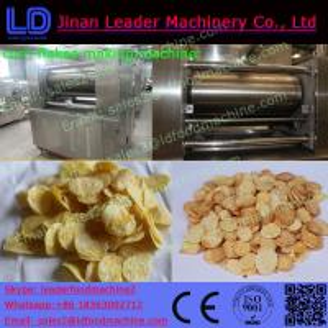 China corn flakes manufacturing process corn flake snacks making machine on sale