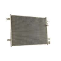 China R32 Compact Energy Saving Microchannel Heat Exchanger Eco Friendly wholesale