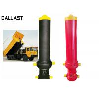 China Customized Single Acting Hydraulic Cylinder for Agricultural Dump Truck wholesale