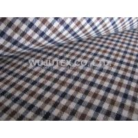 China TR Fabric 65% Polyester 35% Rayon Check Item No. WJY5253-2 wholesale