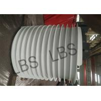 Galvanized Wire Rope Drums With Bigger Groove For Cable Storing