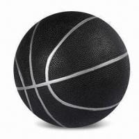 China Rubber Basketball, Size of #7, Customized Logos are Accepted wholesale