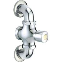 """China Double In Wall Toilet Flush Valve Matching With G1"""" Or G3/4"""" Inlet For Squat Pan wholesale"""