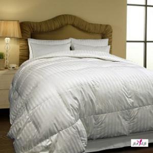 China 100 % Cotton Fabric Personalized Microfiber White Queen Hotel Comforter wholesale
