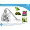 China Fresh vegetable leaf salad garden salad packing machine wholesale