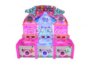 China 2020 EPARK New Pinball Prince Out Capsule Toys Arcade Machine Shot ball Redemption Machine on sale