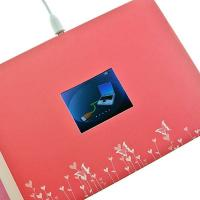 China LCD video card, LCD video greeting Card, LCD video promotional card wholesale