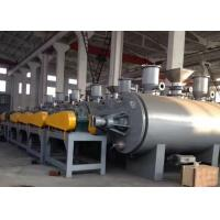 China 3000L Vacuum Drying Equipment Paddle Dryer with mechanical sealing wholesale