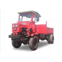 China 13.2kw Mini Farm Tractor Agriculture Equipment With Customerized Cargo Box wholesale