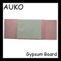 China Environmental Protection Drywall/Gypsum Board Interior Decoration9mm wholesale