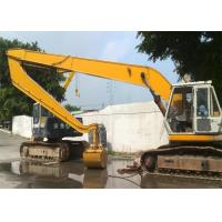 China KATO HD900 Excavator Long Reach Boom Arm For 0.6cbm Clamshell Bucket wholesale