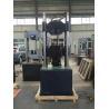 China WAW - 600D Servo Hydraulic Universal Testing Machine , Electronic Tensile Testing Machine wholesale