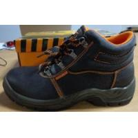 China Steel Toe Cap Steel Plate PU Injected Sole Safety Shoes Rockalnder 8055b wholesale
