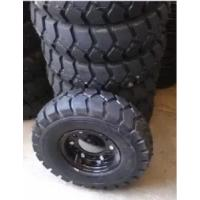 China Trailer Tractor Solid Forklift Tires Wear Resisting Environmentally Friendly wholesale
