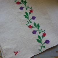 China NEW DESIGN 100% cotton voile embroidery fabric on sale