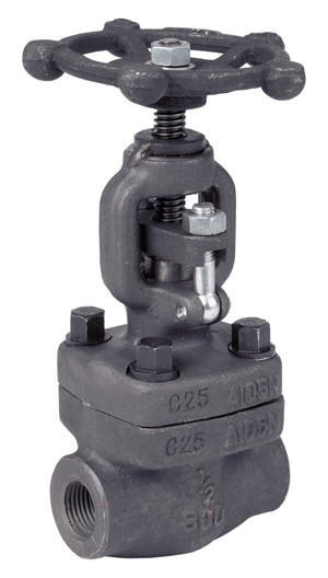 Quality ASME B16.34 OS , Y Forged Steel Gate Valve CL150 CL300 CL600 for sale