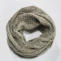 Buy cheap space dye mohair yarns knitting neck scarf from wholesalers