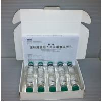 China Elimination Cellulite Jintropin HGH Human Growth Hormone Injection 10iu/vial wholesale
