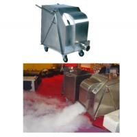 China 3000 W Dry Ice Machine Stainless Steel Exterior For Wedding Party Fog wholesale