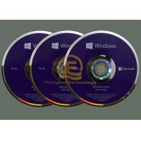 China Online Activation Microsoft Windows 10 Software Sp1 DVD + COA OEM Pack wholesale