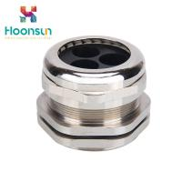 China Multiple Entry Resist High Temperature Cable Gland / Waterproof Cable Gland With NBR wholesale