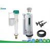China Colocaciones de la cisterna del retrete del ahorro del agua para los repuestos de la cisterna del WC, botón actuado wholesale