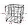 China Galfan Coated Welded Gabion Box / Hesco Bastion Hot Dipped Galvanized Long Life wholesale