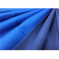 China Comfortable Khaki Drill Plain Polyester Cotton Blend Fabric For Outwears / Suits wholesale